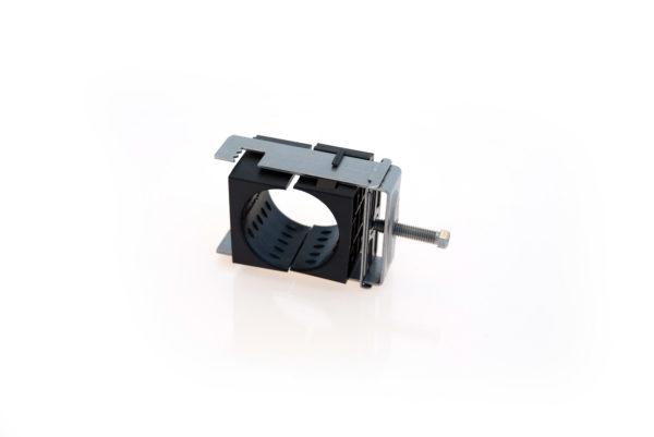 RF B Fixation simple pour plat ou rond de 3 à 12mm