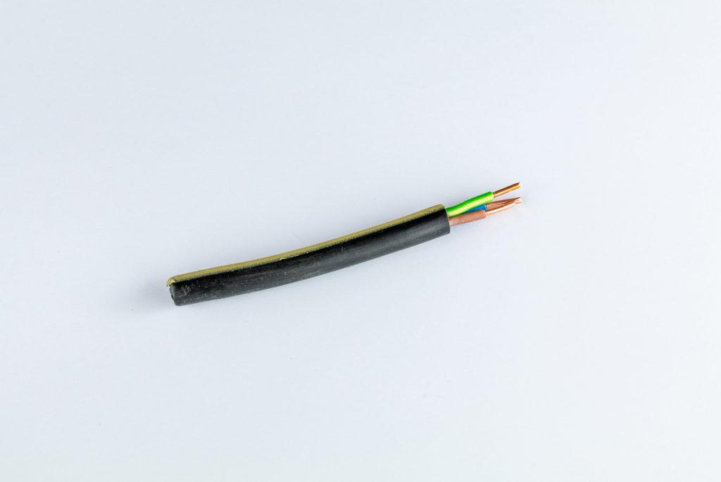Câble électrique R2V 3G 1.5mm2