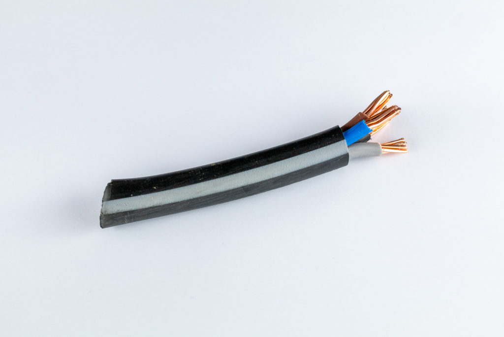Câble électrique R2V 4x10mm2
