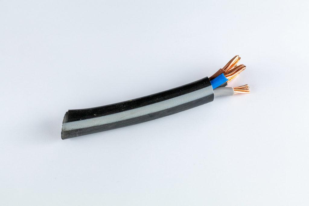 Câble électrique R2V 4x6mm2